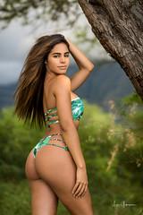 Natalie @ Makua Beach 01 (JUNEAU BISCUITS) Tags: bikini fitness swimwear swimsuit nikon hawaii hawaiiphotographer beauty glamour model femalemodel portrait portraiture