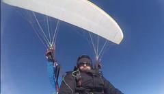 #paragliding #gudauri (yasir imam) Tags: paragliding gudauri