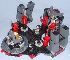 Lego - Snoke's Throne Room