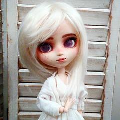 Lysbeth (Catedolls) Tags: poupée pullip merl full custo custom ooak naekodolls