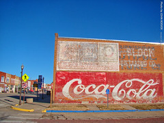 Coca-Cola Mural, 5 Jan 2019 (photography.by.ROEVER) Tags: kansas councilgrove morriscounty mural building cocacola cocacolamural january 2019 january2019 roadtrip usa explore color colour colors colours rural