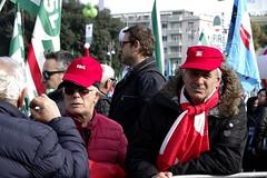 _IMG0392a (i'gore) Tags: roma cgil cisl uil futuroallavoro sindacato lavoro pace giustizia immigrazione solidarietà diritti