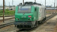 BB 27169, Villeneuve Saint Georges - 29/05/2010 (Thierry Martel) Tags: bb27000 villeneuvesaintgeorges locomotiveélectrique sncf