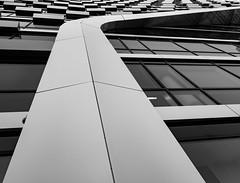 right curve (rainerralph) Tags: holland amsterdamzuid architektur fassade netherland schwarzweiss omdem1markii amsterdamsüd facade objektiv71428pro bw architecture amsterdam blackwhite