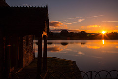 River Tamer Sunrise 28th September 2018 #5 (JDurston2009) Tags: pentillie pentilliecastle tamarvalley cornwall rivertamar sunrise