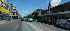 Heading down to the Port along Sydney Road (spelio) Tags: australia tasmania tassie tasi jan 2019 travel edit tas1901 vic melbourne pubs hotels transport