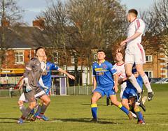 New Hartley Juniors v Spennymoor Semi Final (13 of 18) (NoTomatoes) Tags: durhamfa fc league newhartley spennymoor club cup field final football junior match semi
