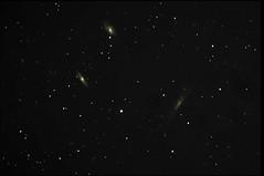 Leo Triplet (Ggreybeard) Tags: deepsky galaxy leo leotriplet m65 m66 messier ngc3623 ngc3627 skywatcher zwo