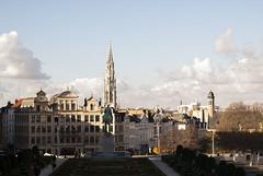 Brussels (Sarka Sevcikova) Tags: brussels brusel bruxelles belgium city view december december2018 traveling