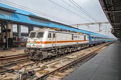 Indian Railways WAP-7 30246 Chennai Central (daveymills37886) Tags: indian railways wap7 30246 chennai central
