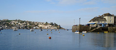Fowey, Cornwall (RossCunningham183) Tags: fowey cornwall uk england harbour boats maritime history polruan