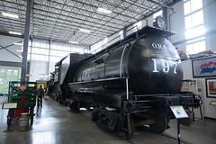 Portland (b0ssk) Tags: unitedstates city explore nikon nikonz6 daytime urban portland oregon us train trains railroad museum heritage