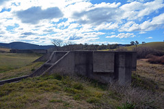 Lithgow AA 13 (PhillMono) Tags: nikon dslr d7100 travel tourist history heritage lithgow anti aircraft artillery battery fortress concrete world war two defense blue mountains new south wales gun emplacement