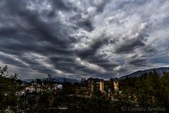 Bonitas nubes sobre Jaén (Lourdes S.C.) Tags: nubes cielo paisaje jaéncapital nwn martesdenubes
