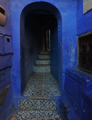 Chefchaouen, Morocco, January 2019 D700 257 (tango-) Tags: chefchaouen bluecity villaggioblu bluevillage morocco maroc 摩洛哥 marruecos марокко المغرب