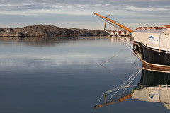 Laid-up for winter (Per-Karlsson) Tags: atene skärhamn bohuslän schooner bowspirit wetreflections ship tallship seascape