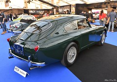 1958 Aston Martin DB2/4 Mk III (pontfire) Tags: 1958 aston martin db2 4 mk iii 58 db 24 verte green coupé rm | sothebys paris 2019 prestige dexception le db24 classic old antique ancienne collection david brown auto automobile automovel automovil automobil cars anciennes oldtimers voiture wagen car grande bretagne anglais anglaise english british britain england classique klassic towns tickfordst newportpagnell grand tourisme gt bil αυτοκίνητο 車 автомобиль oldtimer vieux european ancien automotive classics tadek marek gb luxe luxury