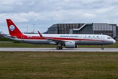 D-AVYT // Sichuan Airlines // A321-271N // MSN 8653 // B-305S (Martin Fester - Aviation Photography) Tags: davyt sichuanairlines a321271n msn8653 b305s a321 msn 8653 a321neo a321n sichuan aib653b aib airplane aircraft airbus airbusindustrie hamburg finkenwerder finkenwerderairport flickraviation flugzeuge xfw xfwedhi edhi planes planespotting aviation aviationonflickr aviationgeek aviationgeeks aviation4you avgeek avporn aviationlovers aviationpic aviationdaily aviationphotography aviationoftheday sharklets plane flickrplane photography aircraftspotter avgeekphoto airbuslover aviationspotters airplanepictures planepicture worldofspotting planespotter planeporn