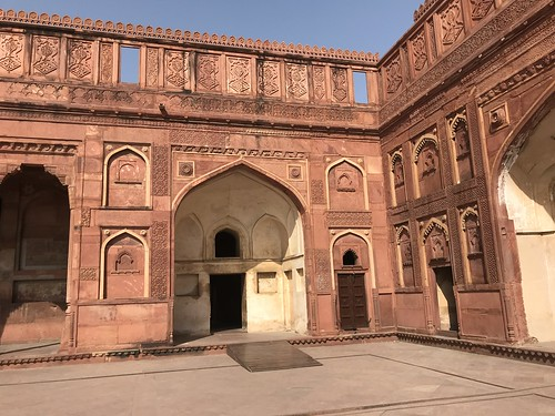 98. Agra fort, Agra, India