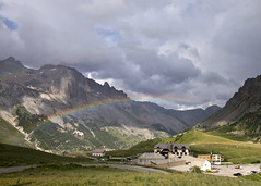 Rainbow over Lautaret 2 (nicoangleys) Tags: lautaret coldugalibier france2018