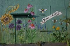 Hull Street Art ~ 2773 (@Wrightbesideyou) Tags: 07904610415 wrightbesideyou art artist d750 england europe hull nikon nikond750 prestonroadestate savethebees streetart wallthingsbrightbeautiful wrightbesideyouphotography yorkshire simonwrightbesideyoucom wwwwrightbesideyoucom