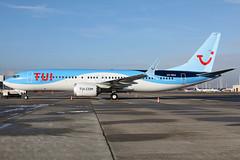 OO-MAX 18032019 (Tristar1011) Tags: ebbr bru brusselsairport tui jetairfly boeing 737max8 7378max max oomax b38m tenerifealegría
