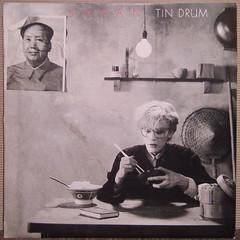 Japan - Tin Drum [1981] (renerox) Tags: japan davidsylvian newwave artrock lp lpcovers records vinyl