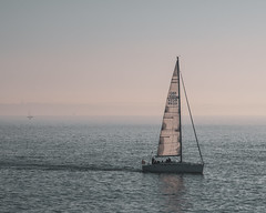 Portsmouth   |   Sailing on the Solent (JB_1984) Tags: boat sailboat sailing sea thesolent pompey portsmouthharbour portsmouth hampshire england uk unitedkingdom nikon d500 nikond500