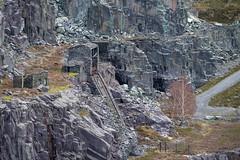 The Incline (g3az66) Tags: theincline dinorwic steep quarry llanberis snowdonianationalpark