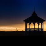 Winter morning at Ocean Park, Oak Bluffs thumbnail