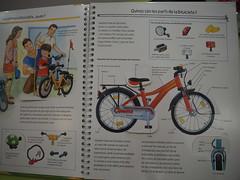 Tot sobre la bicicleta / text: Susanne Gernhäuser ; il·lustracions: Guido Wandrey (tgrauros) Tags: bicicletes bikes books elfos guidowandrey susannegernhäuser bicicletas bici bicicletta bicycle llibres il·lustracions allesüberdasfahrrad vélo fiets