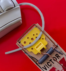 DSC01202M (frankysphotos2009) Tags: macromondays holes mouse mousetrap