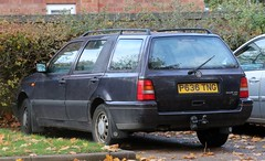 P636 TNG (2) (Nivek.Old.Gold) Tags: 1997 volkswagen golf cl tdi estate 1896cc simpsonsgarage gtyarmouth