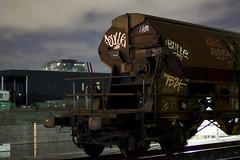 bulle (wallsdontlie) Tags: graffiti cologne freight cargo bulle td2f
