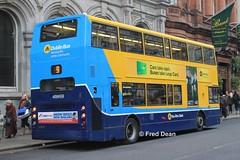 Dublin Bus AV307 (03D20307). (Fred Dean Jnr) Tags: dublinbusyellowbluelivery dublinbusroute9 pboro volvo b7tl alexander alx400 av307 03d20307 collegegreendublin november2013 leapcard