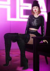 (Danielle Livadi) Tags: collabor88 kustom9 fashion secondlife empire runaway gaia