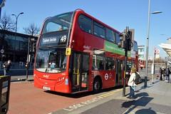 2460 SL14DDY (PD3.) Tags: abellio adl enviro 400 2460 sl14ddy sl14 ddy white city shepherds bush westfield london shops shopping centre bus buses station england uk