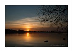 Sunset Flash (prendergasttony) Tags: nikon sunset d7200 outdoors calm still tonyprendergast pennington flash ndfilter flat