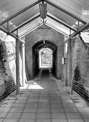 Warwick Parkway (R~P~M) Tags: train railway station tunnel underpass subway cattlecreep warwickparkway warwickshire warks england uk unitedkingdom greatbritain budbrooke chilternrailways