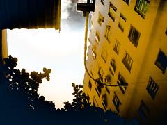DOWN! (Alysson Rodri) Tags: art street urban pic picture foto fotografiaderua rua water agua prédio