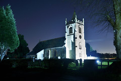 St James Church, Acton Trussel 02/02/2019 (Gary S. Crutchley) Tags: acton trussel stafford staffordshire parish uk great britain england united kingdom staffs nikon d800 history heritage night shot nightshot nightphoto nightphotograph image nightimage nightscape time after dark long exposure evening travel street urban slow shutter raw church of cofe anglican religion christianity faith worship gospel christ