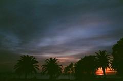 12 (Ilya Feldman) Tags: mju2 mju kodak ultramax 400 mjuii olympus film russia 35mm sochi sunset