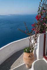 Santorini (sklachkov) Tags: santorini mediterranean sea horizon architecture colours
