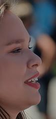 Her Profile (Scott 97006) Tags: woman female lady face profile lipstick pretty beauty