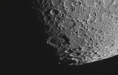 20190413 19-34UT Tycho & Clavius (Roger Hutchinson) Tags: tycho clavius craters moon london astronomy astrophotography celestron celestronedgehd11 asi174mm zwo
