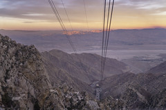 Palm Springs Aerial Tramway (jtgfoto) Tags: approved landscape cable mountain sky mountains coachellavalley palmsprings palmspringsaerialtramway sony images sonyimages sonyalpha california sunset goldenhour