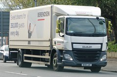 Berendsen DAF CF MX16 LWV (sab89) Tags: hgv trucks truck lorry lorries berendsen daf cf mx16 lwv
