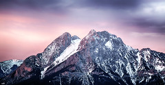 El Pedraforca (candi...) Tags: montaña pedraforca naturaleza nature sonya77ii airelibre cielo nubes nieve