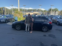 Thanks Garrett and Rosie! (Autolinepreowned) Tags: autolinepreowned highestrateddealer drivinghappiness atlanticbeach jacksonville florida