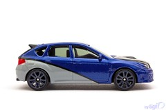 1-55_Mattel_Furious7_Subaru_Impreza_WRX_STi_1 (Sigi D) Tags: 155 mattel fast furious furious7 subaru impreza wrx sti diecast brian oconner paul walker moviecar